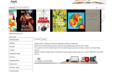 E-knjige – uskoro nova usluga Drenovačke knjižnice