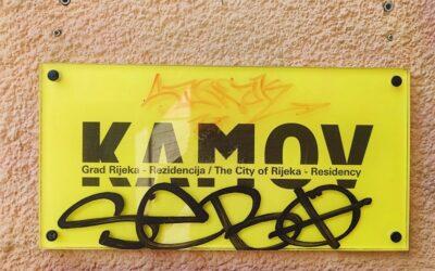 """Književna rezidencija """"Kamov"""""""