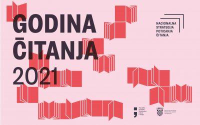 2021. godina proglašena Godinom čitanja u Hrvatskoj