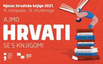 Mjesec hrvatske knjige 2021.