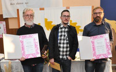 """Uručene nagrade laureatima 32. Pjesničkih susreta """"Drenovci 2021."""""""
